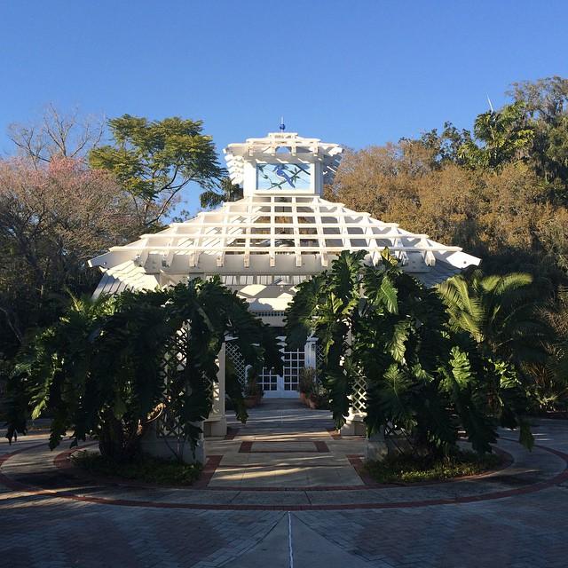3. Harry P. Leu Gardens