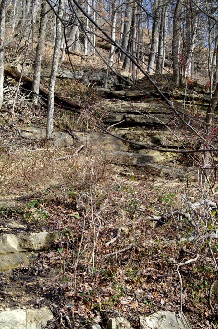 5.) Clifty Falls State Park