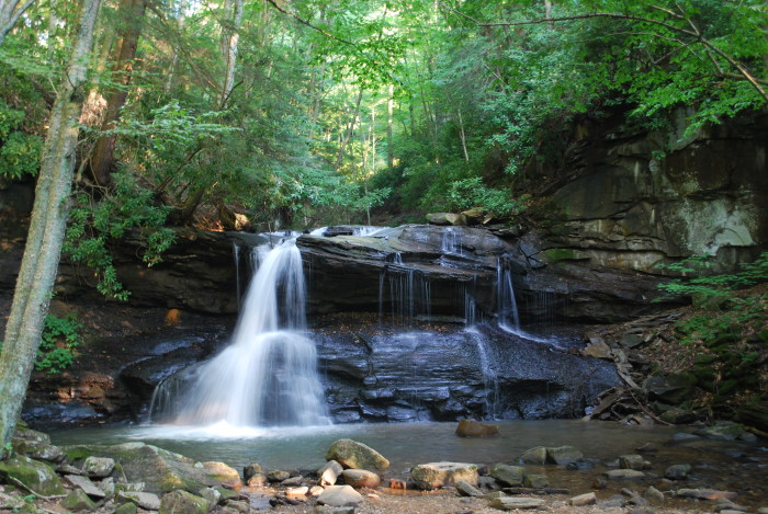 Upstate New York Fall Hd Wallpaper Here Are 7 West Virginia Swimming Holes That Will Make