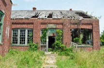 New Jersey Abandoned Buildings