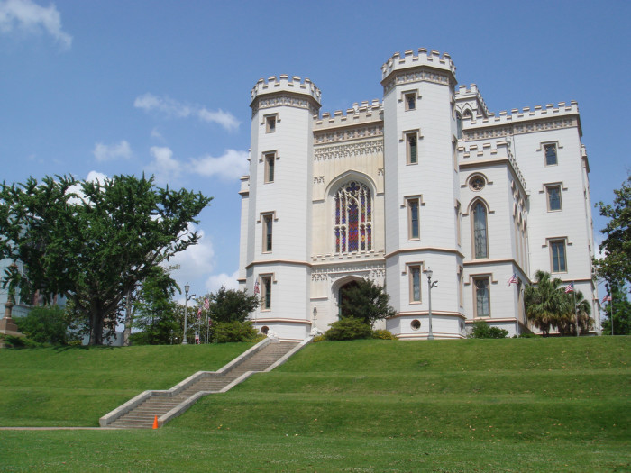 Most People Dont Realize These 7 Castles Are In Louisiana