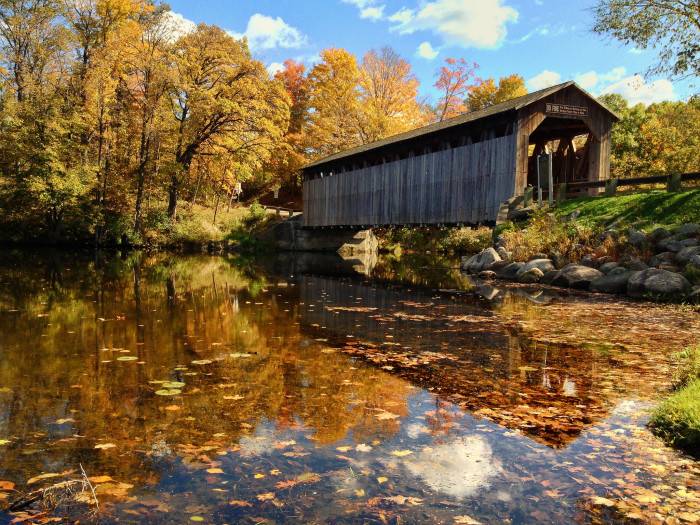 Fall Landscape Free Wallpaper You Ll Want To Cross These 13 Amazing Bridges In Michigan