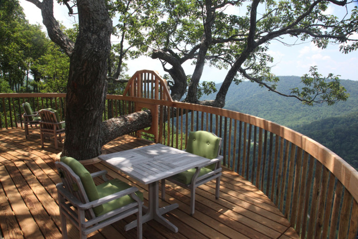 7 Treehouses In Virginia That Are Unforgettable