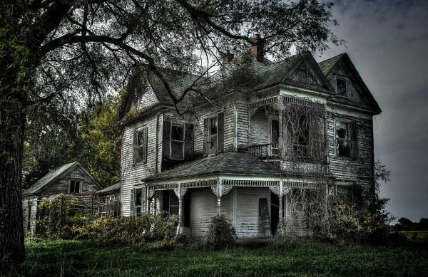 Old Abandoned House Missouri