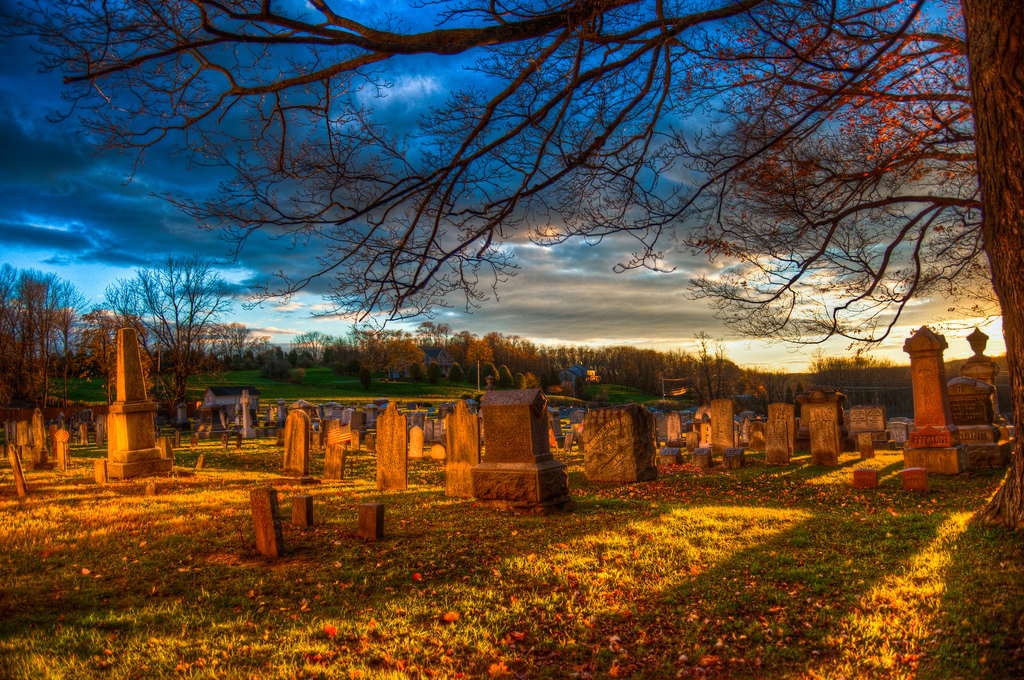 Boston In The Fall Wallpaper Beautifully Haunting New Jersey Cemeteries