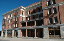 Haunted Hotel Goldfield NV