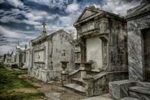Louisiana Cemetery State