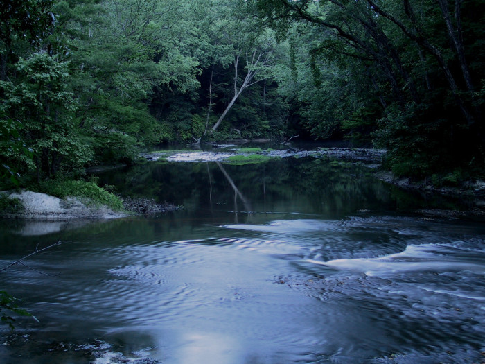 10 Mississippi Swimming Holes To Visit For An Epic Summer