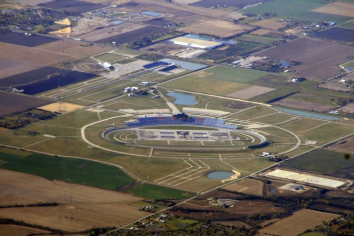 4. Chicagoland Speedway (Joliet)