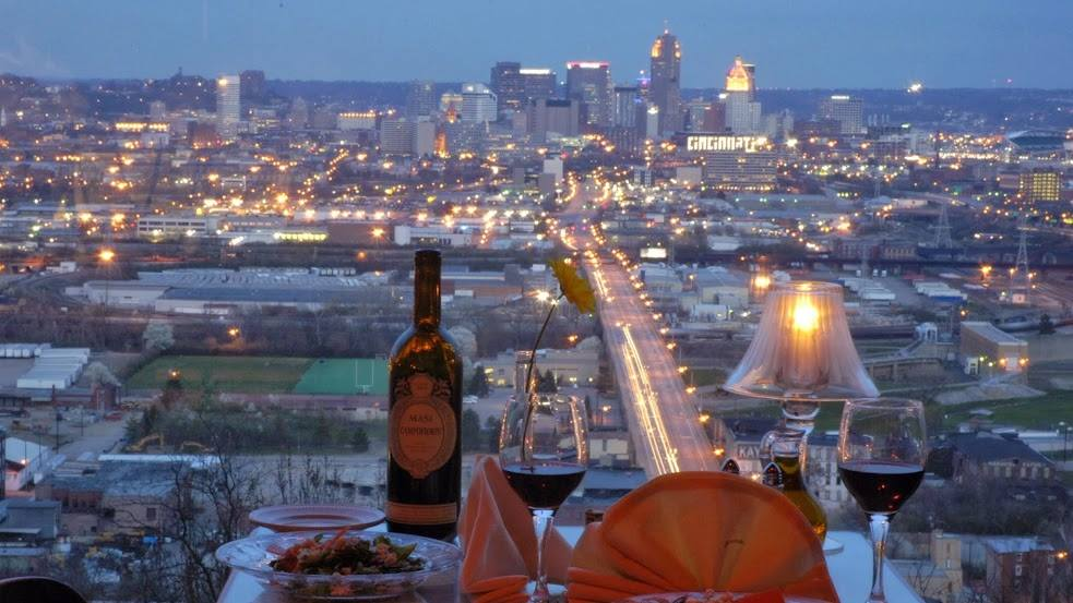 10 Restaurants In Ohio With Jaw Dropping Views