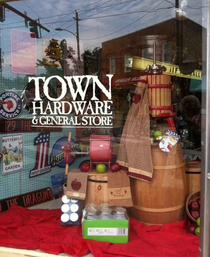 12 Charming General Stores In North Carolina