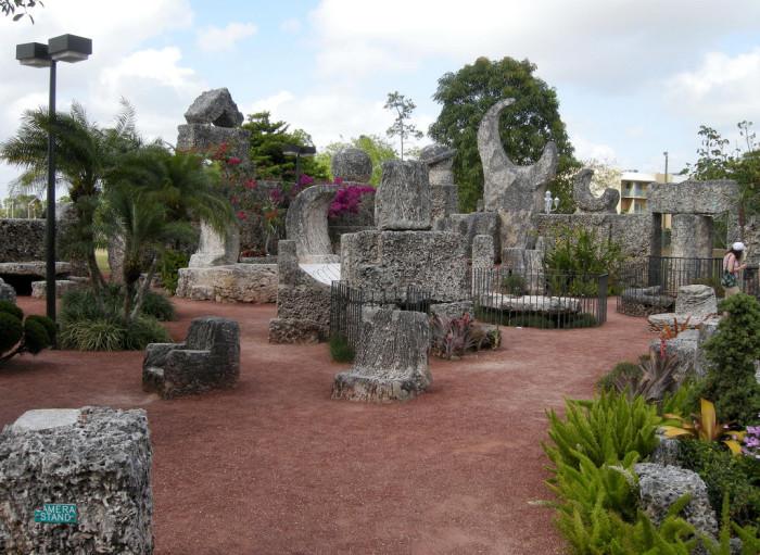 2. Coral Castle