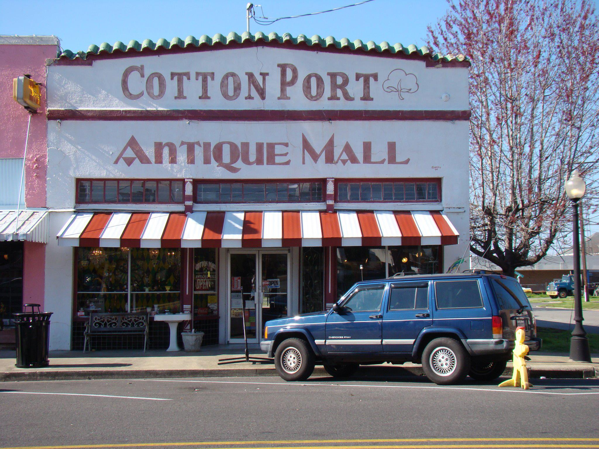 10 Best Antique Malls In Louisiana
