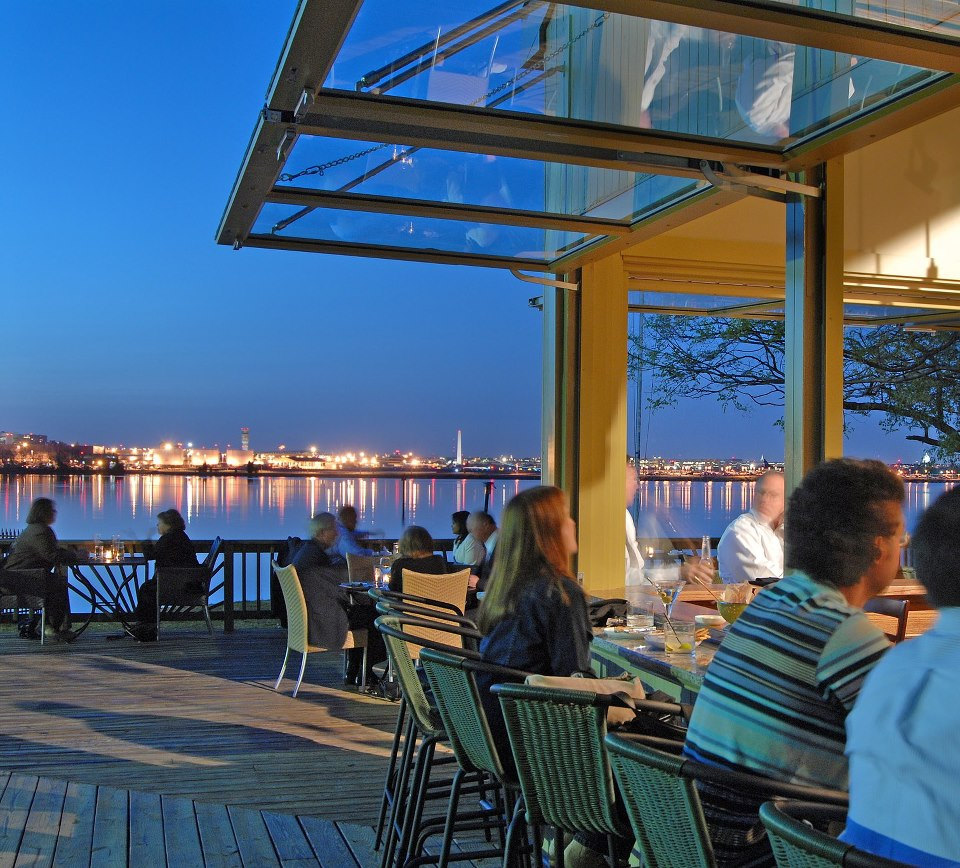 15 Virginia Restaurants With JawDropping Views