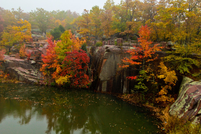 Dual Screen Wallpaper Fall The Fall Foliage In These 9 State Parks In Missouri Is
