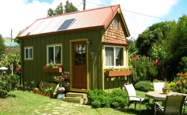 8 Incredible Tiny Homes In Hawaii