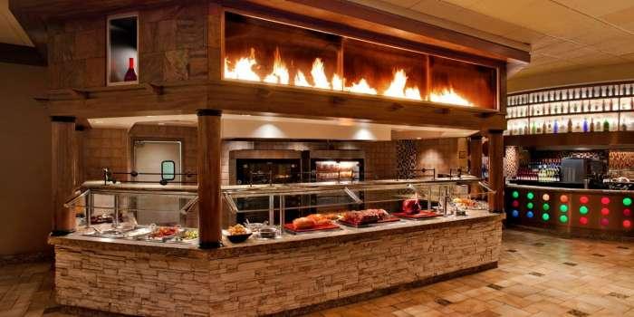 Kitchen Buffet