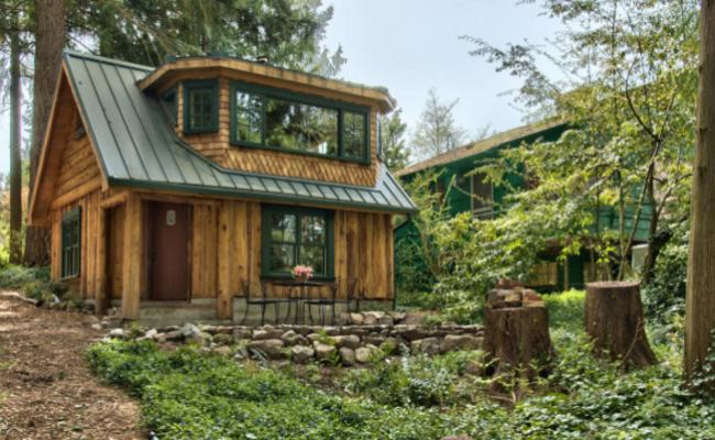 Tiny Homes In Washington