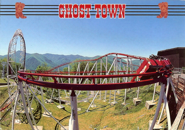 North Carolinas Maggie Valley Ghost Town In The Sky