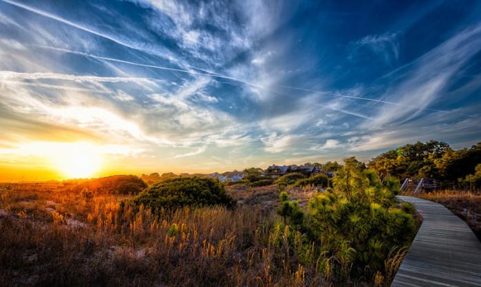 12 Beautiful Sceneries in South Carolina