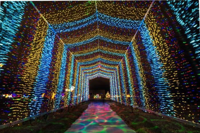 10 Best Christmas Light Displays in Kansas