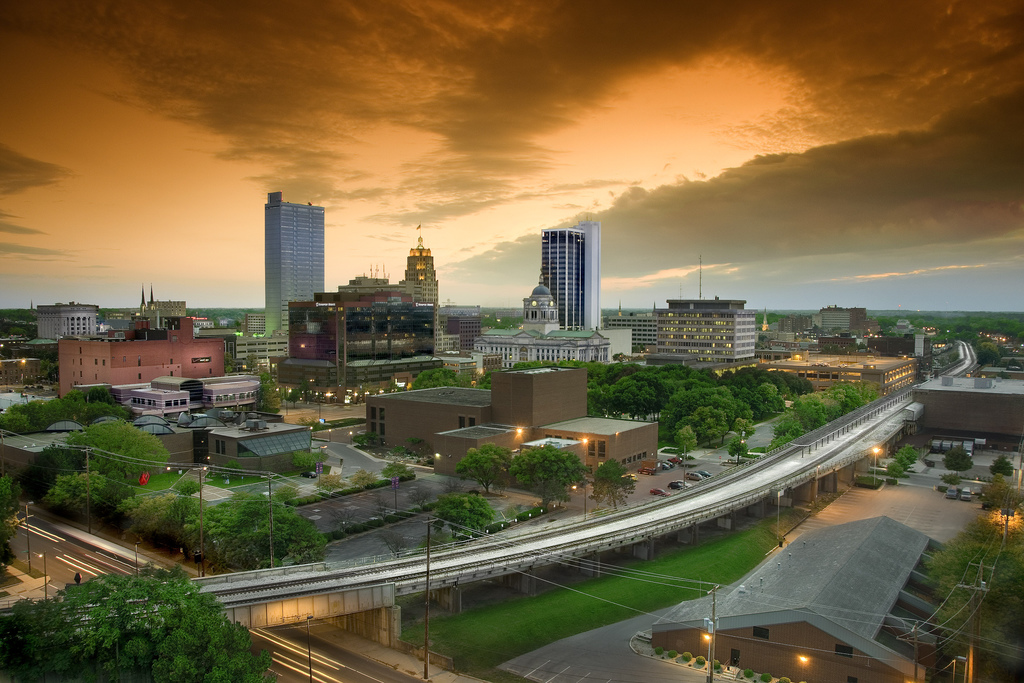 These 12 Indiana Skylines Are Absolutely Magical