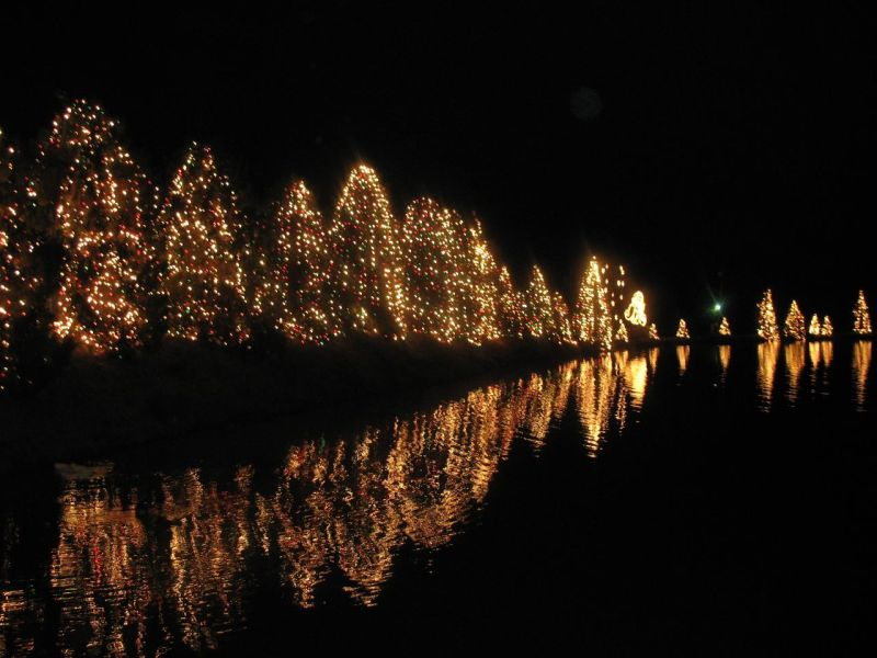 pilot mountain nc christmas lights christmaswalls co