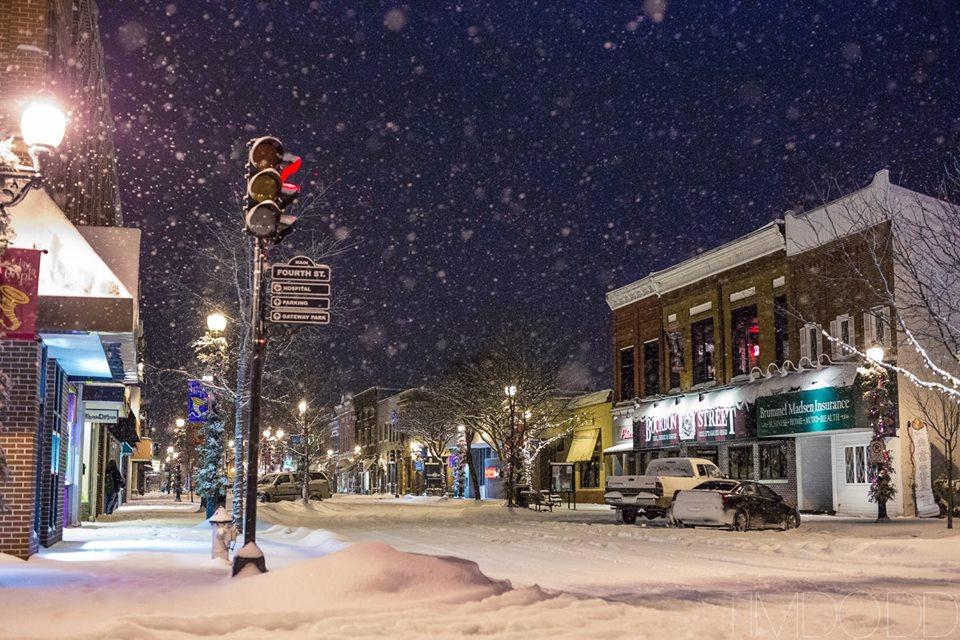 Northern Lights Boston