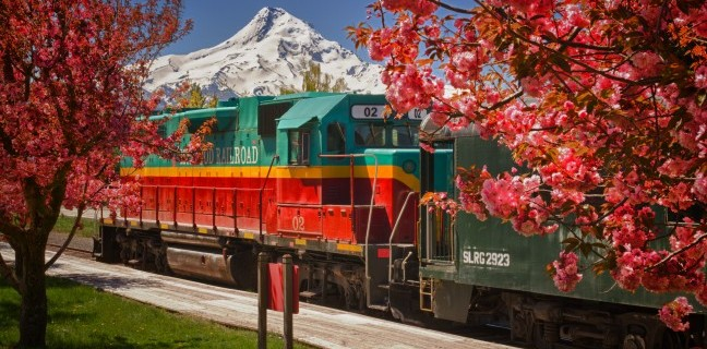 Scenic Fall Wallpaper 6 Unforgettable Train Rides In Oregon