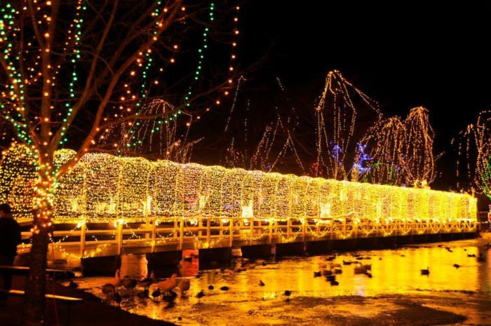 Top Christmas Decorated Towns In Oklahoma