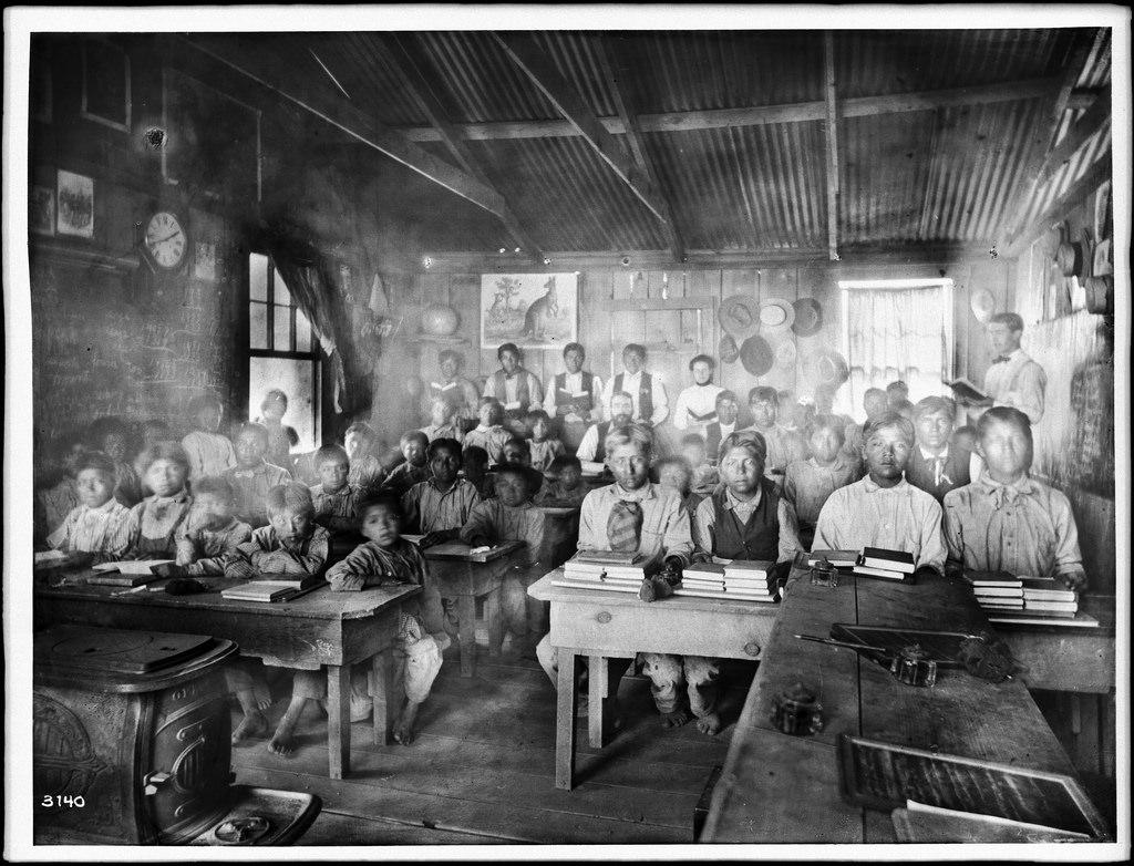 21 Photos Of Arizona Schools In The 1900s