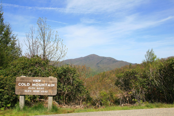 9. Haywood County, Cold Mountain