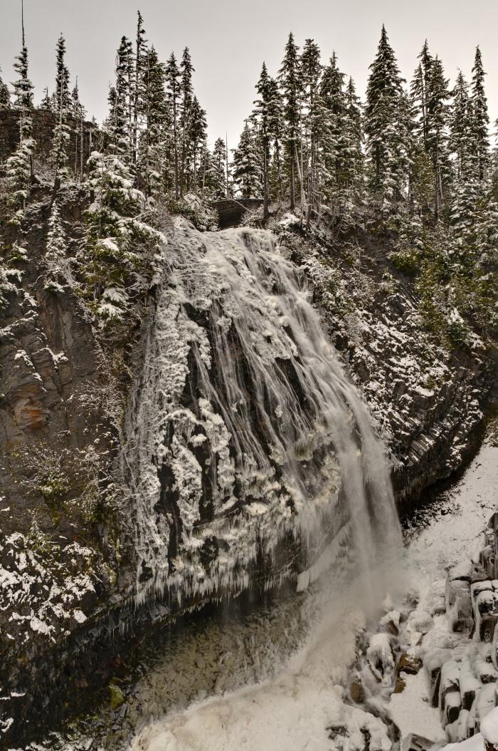 Narada Falls In Washington