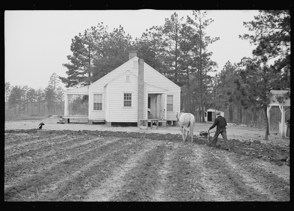 12 Houses In Georgia From The 1930s