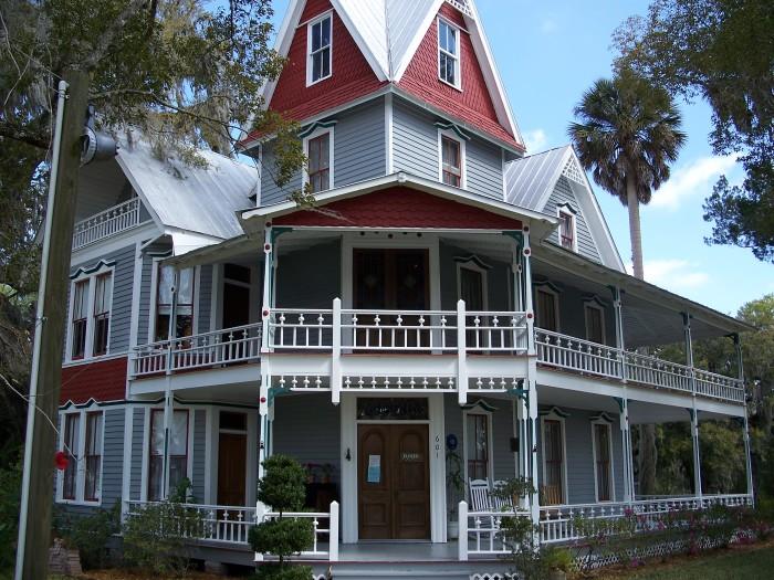 9. Florida: May-Stringer House, Brooksville