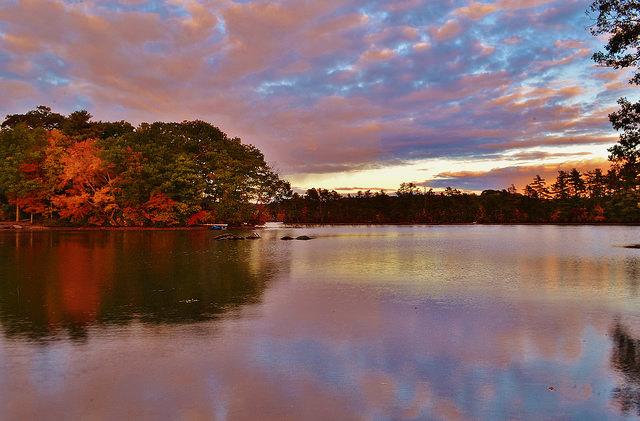15 Stunning Sunsets in Rhode Island