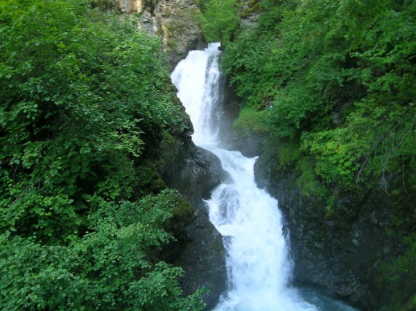 25+ Alaskas Landscape Waterfalls Pictures and Ideas on Pro