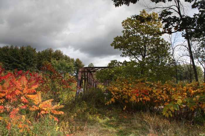 10 Abandoned Places in New Hampshire that Nature is