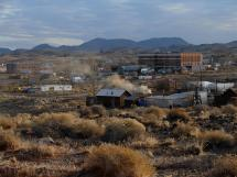 Creepy Ghost Town In Nevada Give Nightmares
