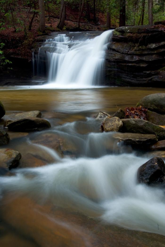 The Ultimate South Carolina Waterfalls Road Trip