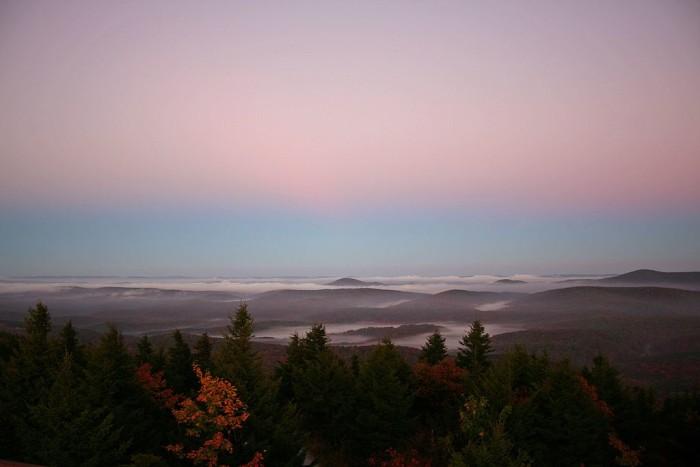 Foggy Fall Wallpaper 11 Photos Of Beautiful Sunrises In West Virginia