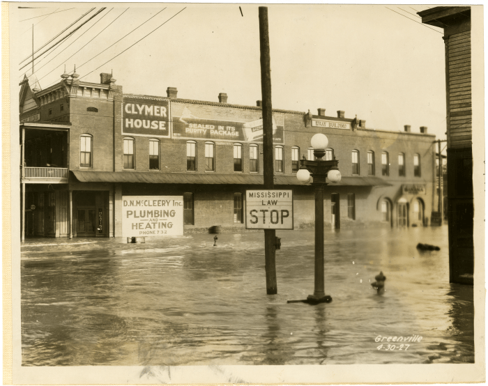 Photos Of Mississippi Cities In The Past