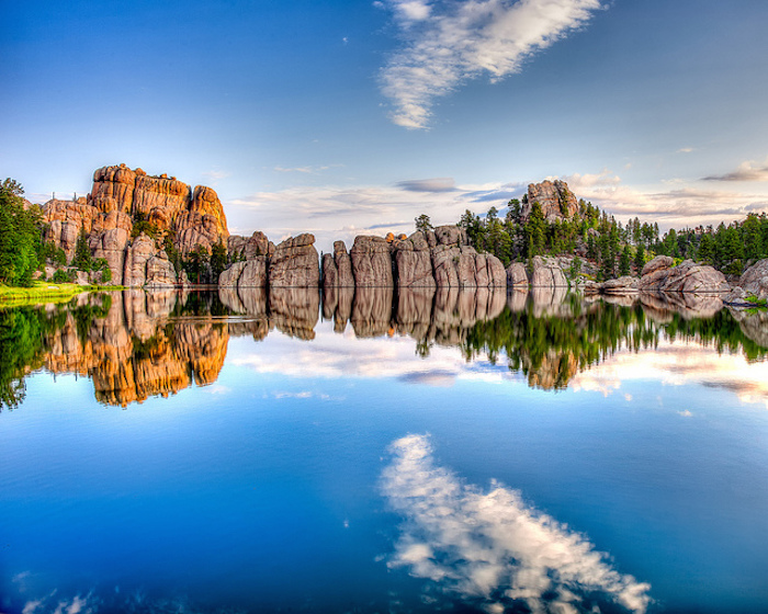 14 Pictures of Beautiful Scenery in South Dakota