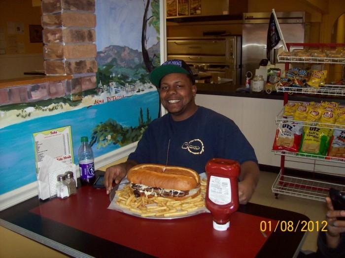 14. Ninoss Pizza, Westfield
