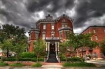 Savannah Haunted City In Georgia