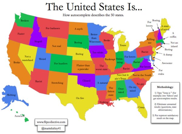 12 Rare Maps Of The United States That Will Blow Your Mind