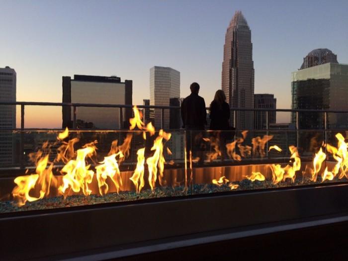 10 Incredible Rooftop Restaurants In North Carolina