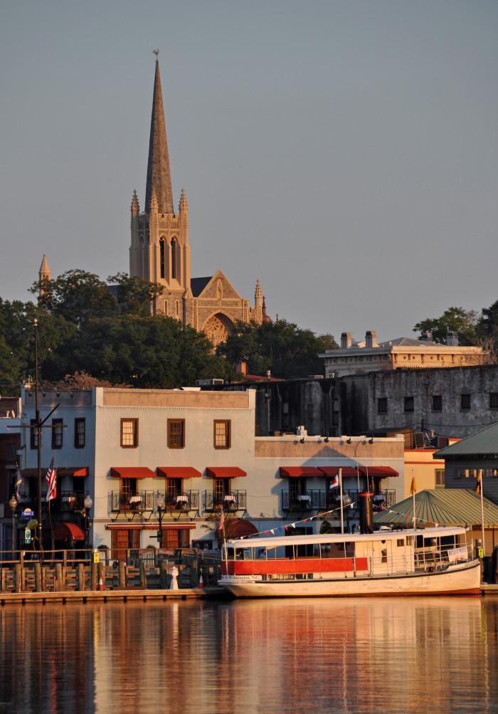 Riverfront Restaurants Wilmington Nc