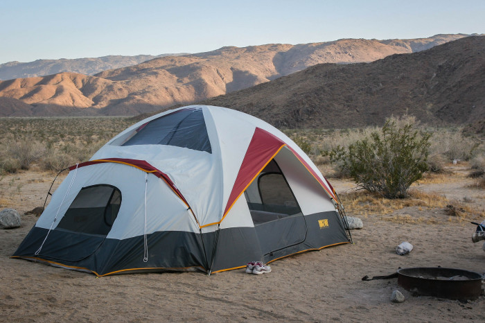 10. Anza-Borrego State Park in San Diego County