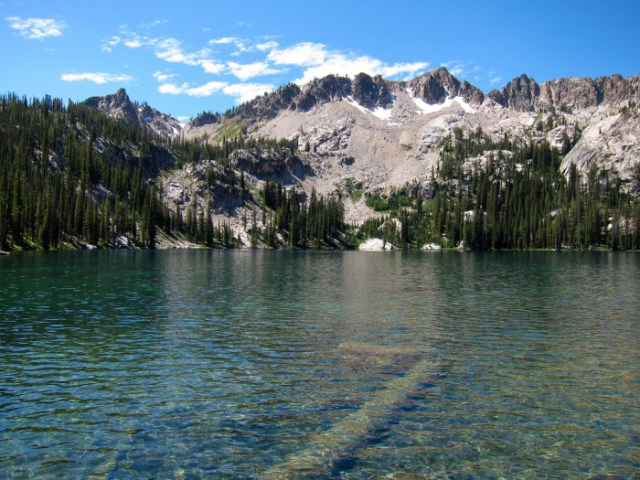 Sawtooth and Alpine Lakes, Stanley